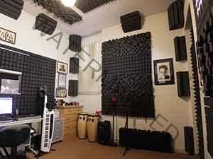 پروژه استودیو جناب آقای زمانیان