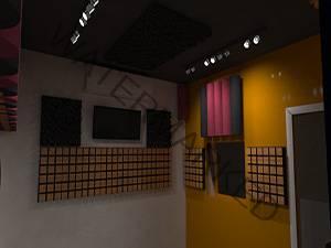 پروژه استودیو جناب آقای نصراللهی