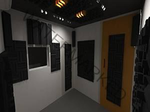پروژه استودیو جناب آقای یزدان پناه